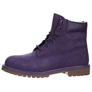 Timberlands Purple size 9 womens