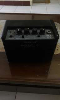 Black Star bass Amplifier