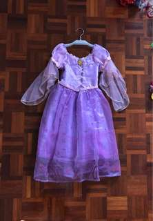 Disney Rapunzel princess costume