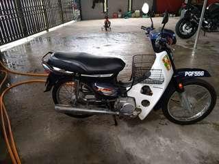 Honda Ex5 dream untuk dijual call 0175890078 ready stok
