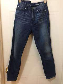 7 for all Man kind denim pants