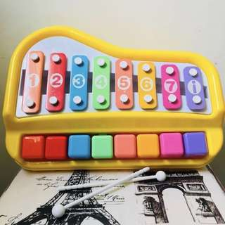 Xylophone Piano Bought at Toys R' Us