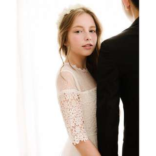 🚚 Pazzo 婚禮蕾絲洋裝