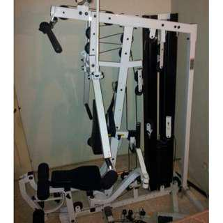 Multiple functions Home Gym Equipment (EXM2500S - Body Solid)