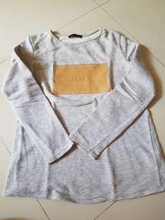 Sweater abu2 . Zara . Asli 100%