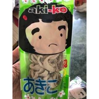 (7/29結單)泰國aki-ko脆芒果乾片【預購】