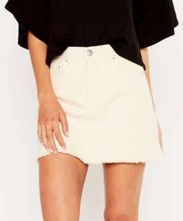 Glassons Denim Skirt (12)