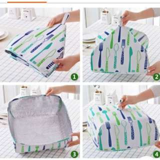 Heat Preservation Dust-proof Foldable Food Cover