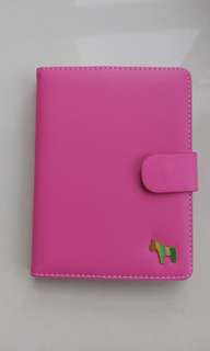 Pink Cover Diary