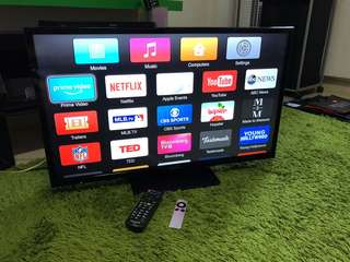 32 Panasonic LED Tv VIERA (No Smart)