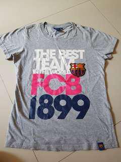 Tshirt FCB official produt. Football Club Barcelona
