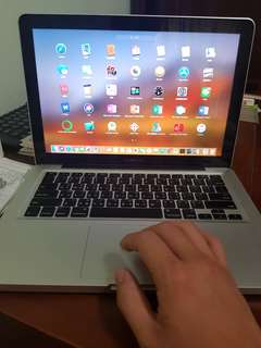 MACBOOK PRO I7 (2.9GHZ)525g ssd 8G ram (1600) 250g hhd (Apple Not Asus Acer  Msi)