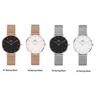 100% Original Daniel Wellington Watch