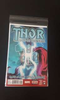 Marvel Thor God of Thunder #25