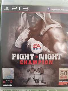 PS3 Fight Night Champion