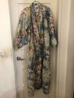 百分百純棉日本花朵各式各樣花花百花夏日浴衣和服👘cosplay