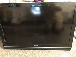 Sharp TV on SALE GSS, 50 SGD