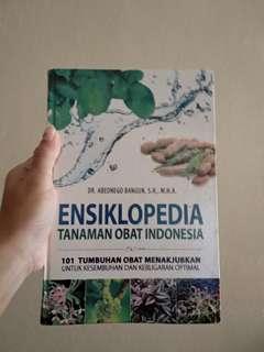 Ensiklopedia Tanaman obat Indonesia