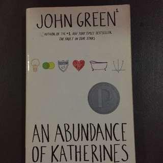 Abudance of Katherine
