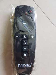 Minix remote