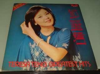 鄧麗君黑膠唱片