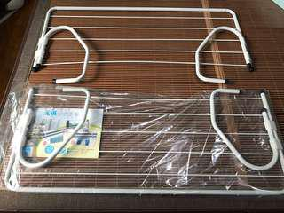 Cloth hanging rack $6