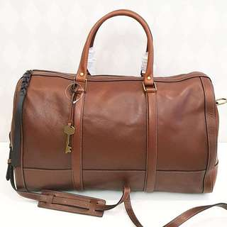 Fossil Kendal Travel Bag XL sz 45x28x22