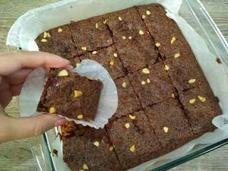Fudgy Brownies For Sale!!