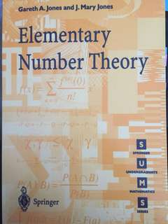 UofT MAT315 ELEMENTARY NUMBER THEORY