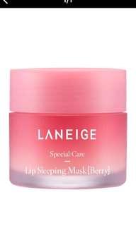 #buy2get1free Laneige Lip Sleeping Mask (Berry) #HariRaya35