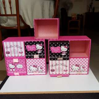 Accessories Box(Hello Kitty)