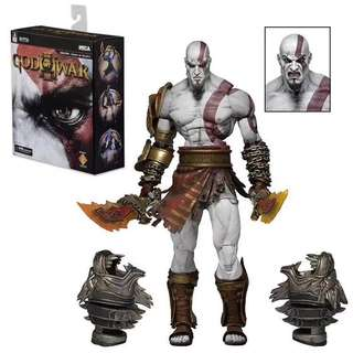 god of war kratos k.o.