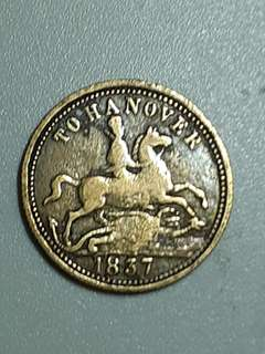 1837年 英國維多利亞幣