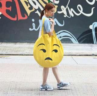 美國潮牌 Dolls Kill 西面 Emoji Bag
