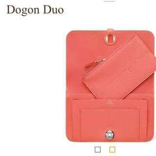 Hermes Dogon Wallet 🐎