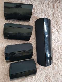 definitive technology 5.0 speaker system