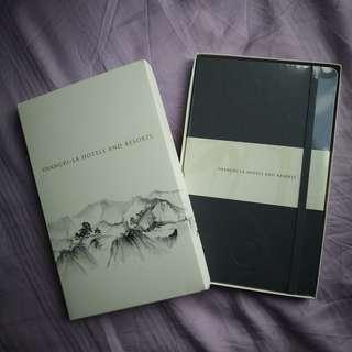 MoleSkine grey Notebook