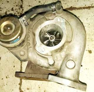 Turbo toyota land cruiser vx100