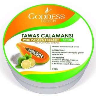 Tawas Calamansi with Papaya Extract