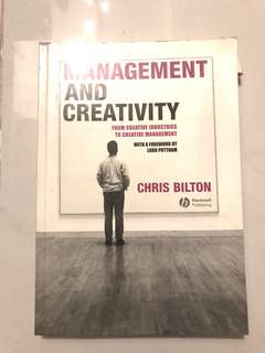 Management and Creativity guidebook