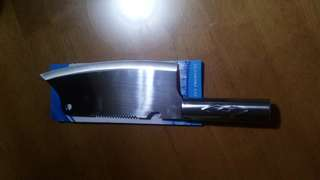 Stainless steel all around knife