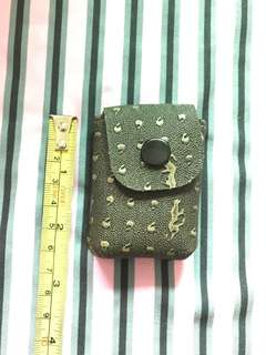 小盒,火機盒,多用途,可掛腰帶,腰包 small bag for lighter etc for belt, waistbag