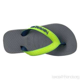 Havaianas Kids Top Mix Steel Grey