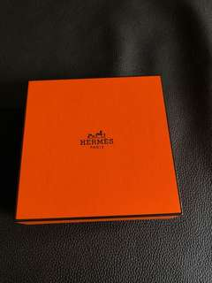 Hermes 愛瑪士紙盒box