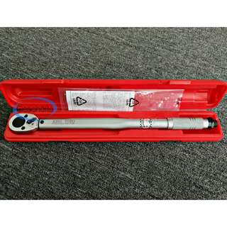 "King Toyo Micrometer Torque Wrench 1/2"" 470MM (Ratchet Type)"
