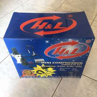 Mini Compressor HNL Airbrush