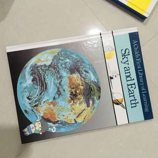 Book of sky and earth || buku anak