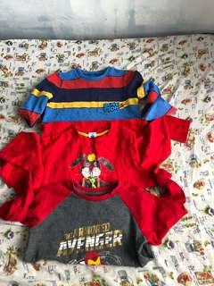 Sets/fit for 5 to7yrs old
