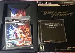 PS3 game (Tekken Hybrid Limited Edition)