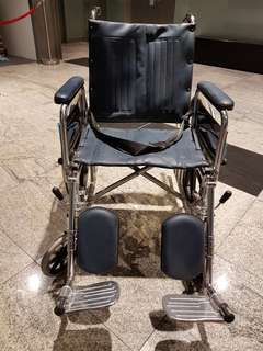 Lifeline wheelchair